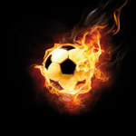Burning Soccer - DeinDesign
