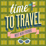Time to Travel - DeinDesign