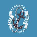 Anchor To Keep Your Soul - DeinDesign