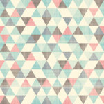 Vintage Triangles - DeinDesign