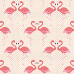 Flamingo Pattern - DeinDesign
